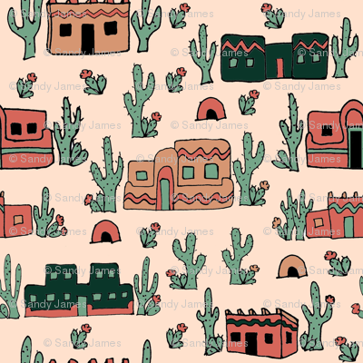 adobe_and_cactus_2