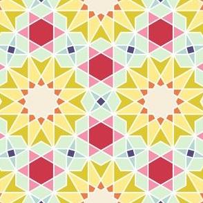 06294652 : SC64 V2and4 : spring floral