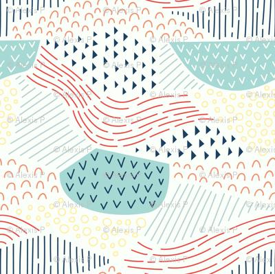 Lines Meet Curves