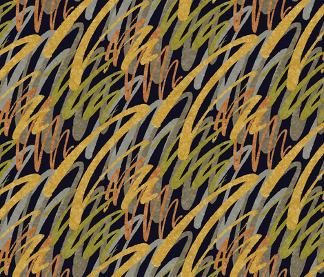 Mad Dash fabric by nellig on Spoonflower - custom fabric