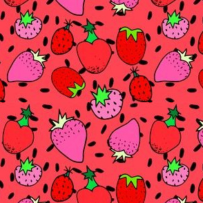 Strawberries Forever