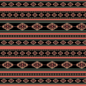 Southwestern stripes