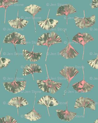 Ginkgo Leaves, Cantone