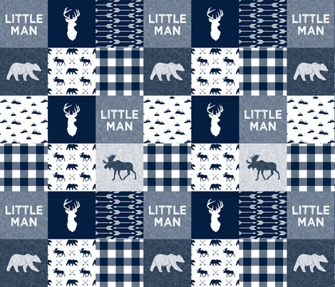 Rcustom_little_man_quilt_top_with_kid_you_will_move_mountains_navy-01_shop_preview