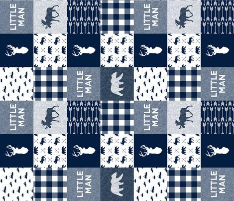 Rcustom_little_man_quilt_top_with_kid_you_will_move_mountains_navy-02_shop_preview