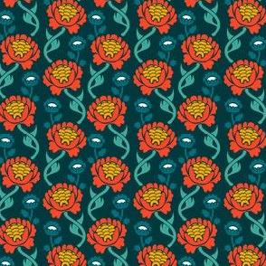 Flat Florals