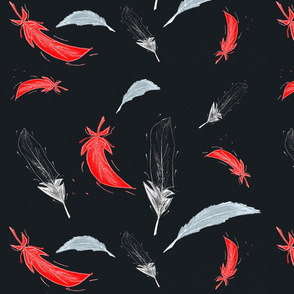 Feathers  52-4  29032017