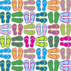 tiny flip-flops