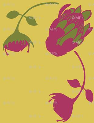 paper cut protea