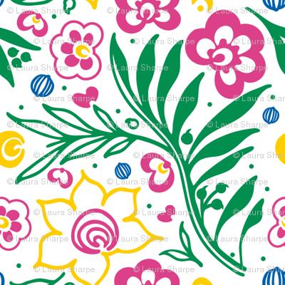 Papercut Garden