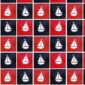 Sailing rwb