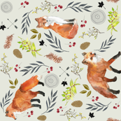 FOXY FOREST