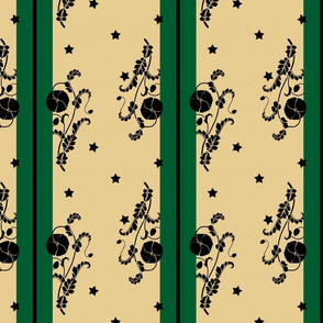 Nouveaustar in green