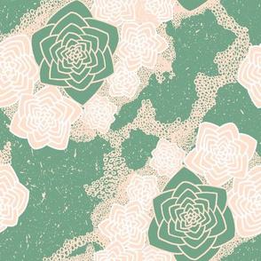 Desert Flower - Sage