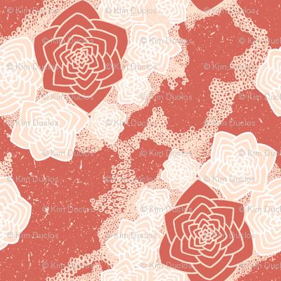 Desert Flower - Rhubarb