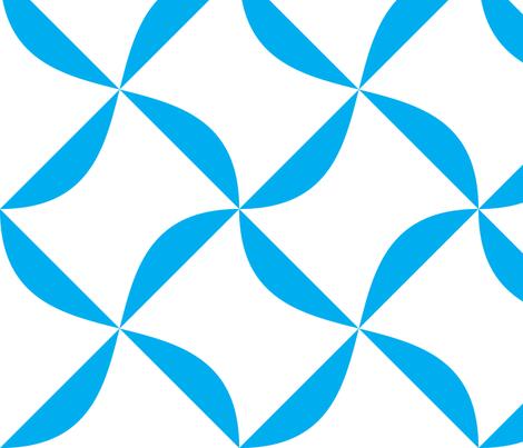 Twister_Blue fabric by jamesmccroriestringer on Spoonflower - custom fabric