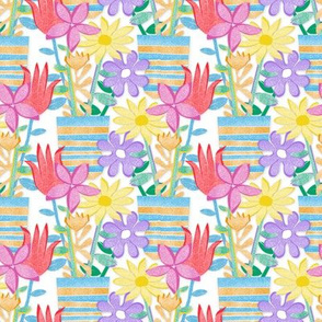 Paper_Cut Flowers