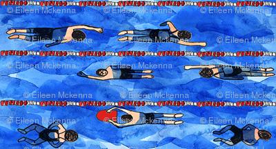 Swiming Laps