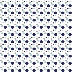 Ezra Polka Dots Nautical