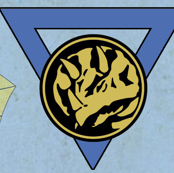 VIntage Ranger Blue