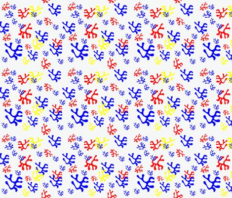 Matisse Bouquet fabric by judi_b on Spoonflower - custom fabric
