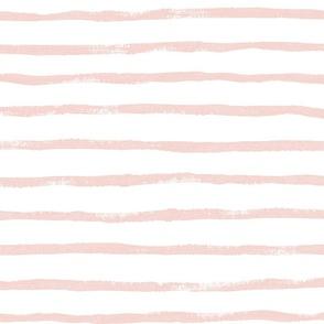 Thin Stripe Blush