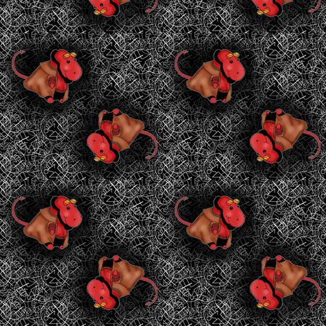 Uni-Boy fabric by costumewrangler on Spoonflower - custom fabric