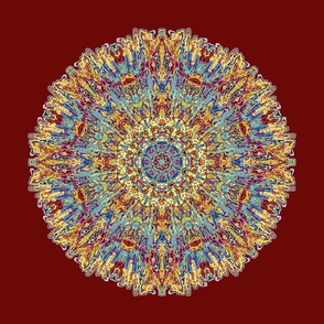 Spanish Tile Brick Red
