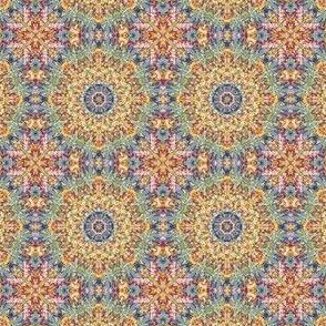 Spanish Tile Mini Intertwined