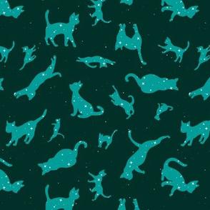 Constellation Cats Mint