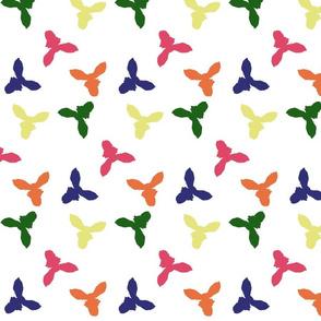 Cut orchids Matisse ish