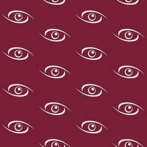 Spiral Eyes - Red