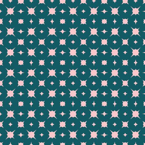 teal/pink bright summer splash fabric by ali*b on Spoonflower - custom fabric