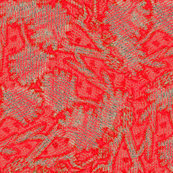 Gobelin texture red