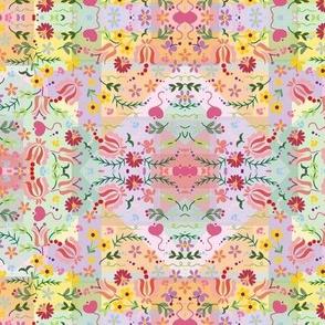 Spring Mosaic