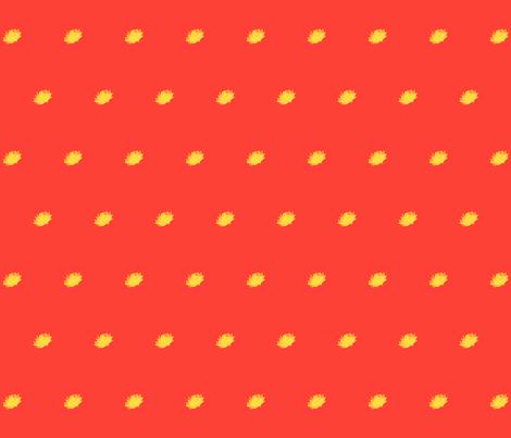 Lehua_Dot3 fabric by melissagima on Spoonflower - custom fabric