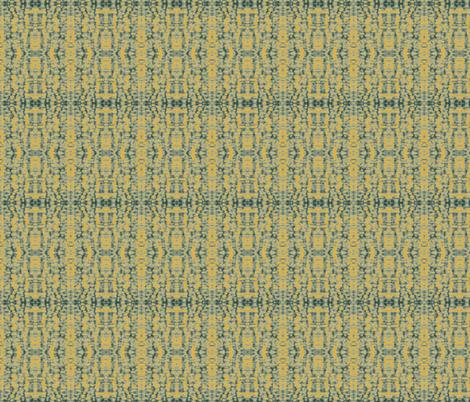 Smokey Streaks on Butterscotch fabric by rhondadesigns on Spoonflower - custom fabric