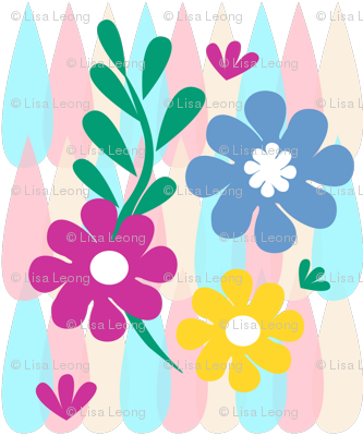 Paper-cut_Spring_Floral_Dance