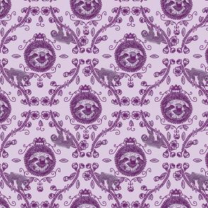 sloth_ornate_tile_purple