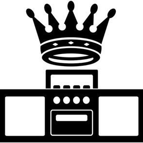 Crown Heights Radio Logo