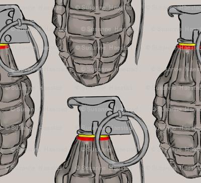 regular grenades