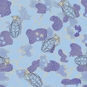 Blue Grenades