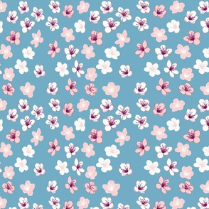 cherry_blossom_floral_blue