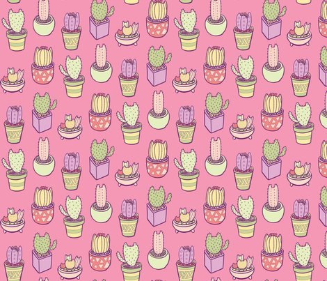 Rcactus_cats-pattern_pink_shop_preview