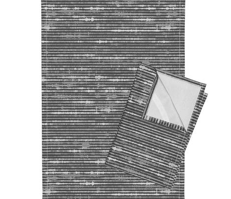 Seismic Shibori -  chalkboard