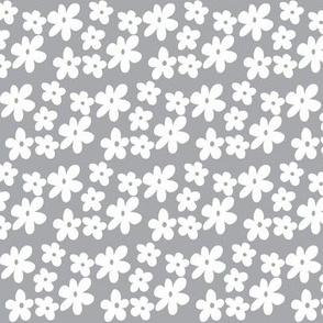 Grey Gray Flowers