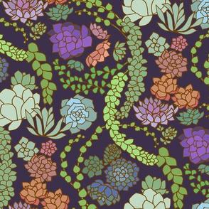 Succulent Waltz - Bouquet