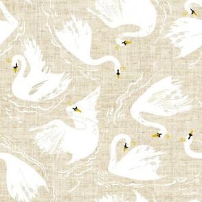 Swan Lake (wheat)