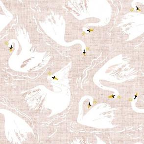 Swan Lake (blush)