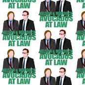 Daredevil Avocados at Law